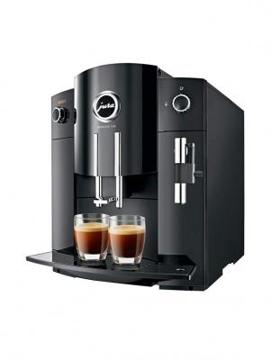 Jura 15022 C60 Coffee Machine, 1450 W, Piano Black [Energy Class A] 220 Volts NOT FOR USA